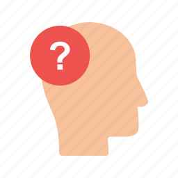 business, competition, idea, learning, question, quiz, thinking icon