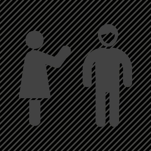communication, leadership, mind, negotiating, professional, skills, thinking icon