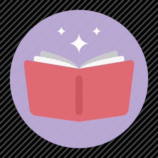 book, novel, open book, reading book, study, success book icon