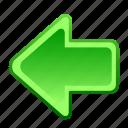 arrow, back, left, arrows, direction, move, navigation