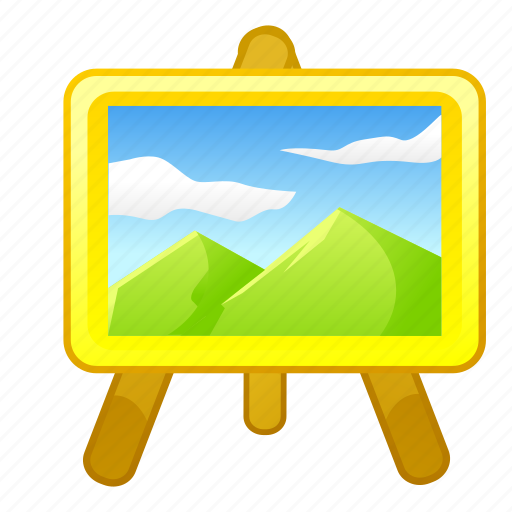 Art, painting, presentation, design, drawing, graphic, paint icon - Download on Iconfinder