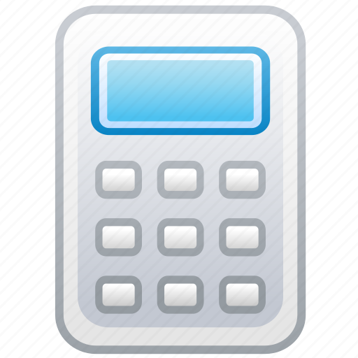 banking, calculator, ecommerce, finance, financial icon