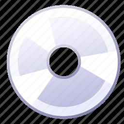 audio, backup, blu ray, cd, dvd, media, music icon
