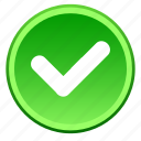 apply, approve, approved, check, checkmark, good, success icon