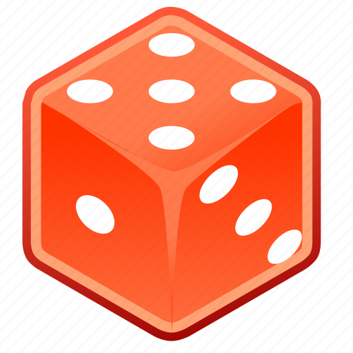 dice, game, play icon