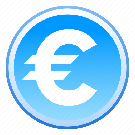 commerce, currency, ecommerce, euro, financial, money, sale icon
