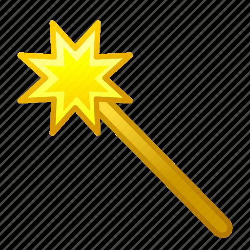 magic, tool, wizard icon