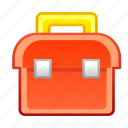maintenance, preferences, repair, service, support, toolbox, tools icon