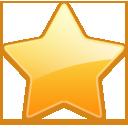 favorite, star, ã©toile icon