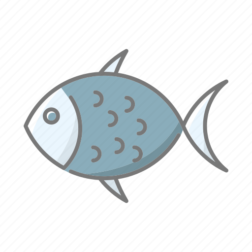 animal, beach, fish, seafood, seaside, travel, vacations icon