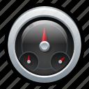 dashboard, monitor, gauge, speedometer, display