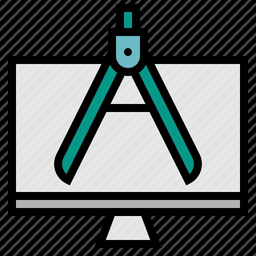 architecture, development, preference, software, structure icon