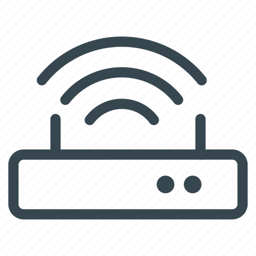 antenna, frequency, wifi icon