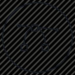 curve, design, illustrator icon