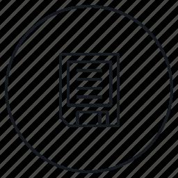 file, guardar, save icon