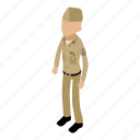 army, camouflage, isometric, military, object, retro, soldier