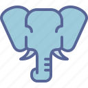 database, dbms, postgres, relational, server, sql icon
