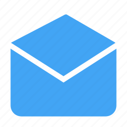 communication, email, letter, mail, message, network, read icon