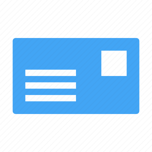 document, envelope, files, format, letter, paper, text icon