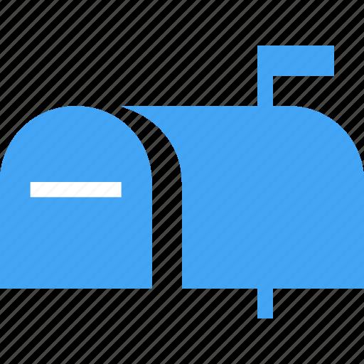 address, direction, location, mailbox, navigation, sign icon