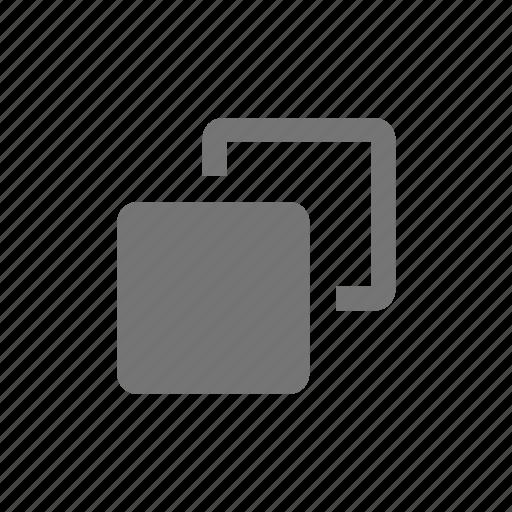 rectangle, shape, tool icon