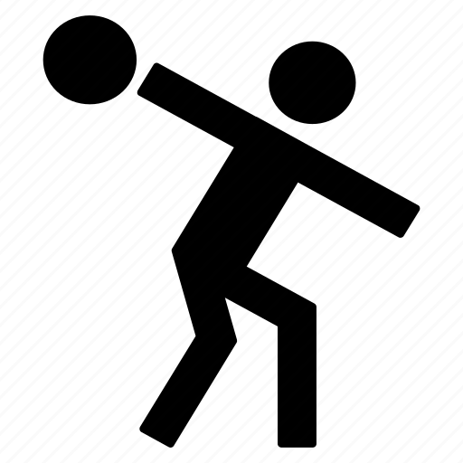 activity, athlete, bowling, entertainment, game, hobby, sport icon