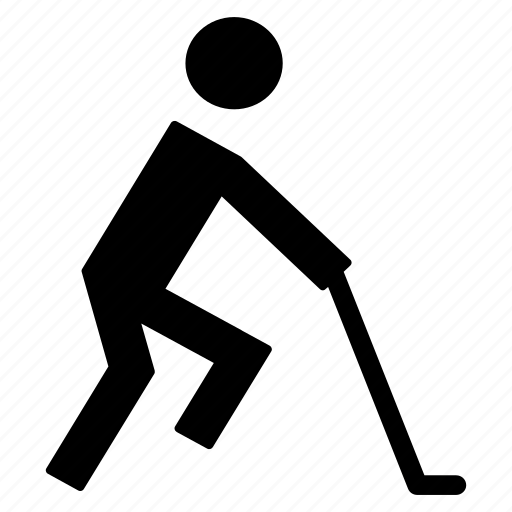 Activity, athlete, health, people, sport, hockey icon - Download on Iconfinder