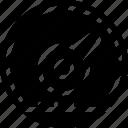 dashboard, gauge, performance, seo, speed icon