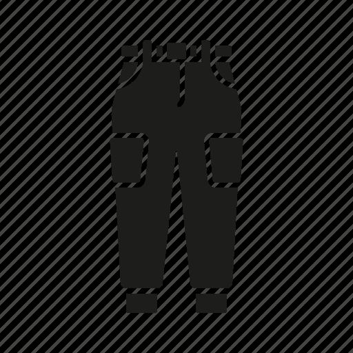 cargo pants, clothes, clothing, fashion, garment, trousers, wardrobe icon