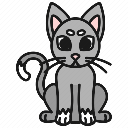 Animal, cat, cute, kitten, kitty, pet icon - Download on Iconfinder