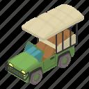car, d499, isometric, jeep, logo, object, truck