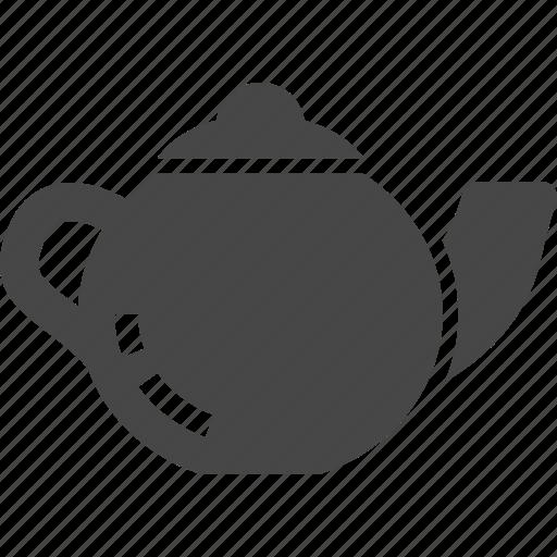 beverage, coffee, drink, kettel, tea, water icon