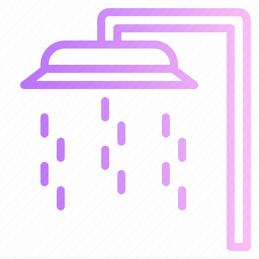 Bathing, household, shower, utensils icon - Download on Iconfinder