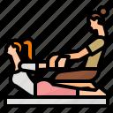 massage, spa, thai, traditional icon