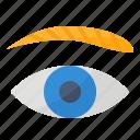 beauty, eyebrow, spa, threading icon