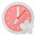 clock, hours, spa, time icon