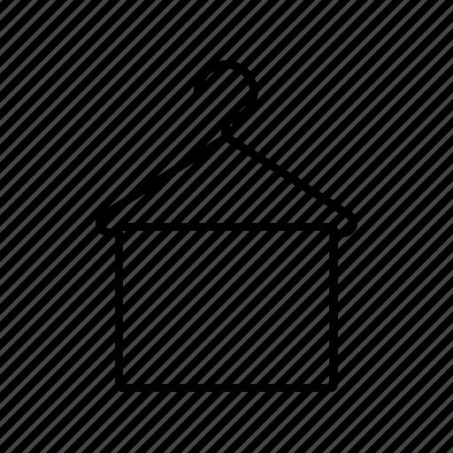 cartoon, hang, hanger, object, spa, towel icon