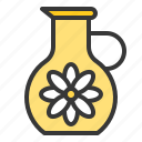 floral, floral essence, jug, spa