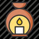 aroma, aroma lamp, aromaterapy, lamp, spa