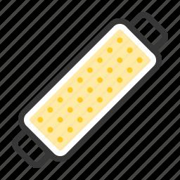 luffa scrub, spa, sponge icon