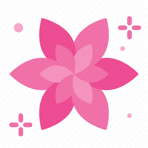 aromaterapy, flora, floral, flower, spa icon