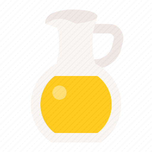 jug, massage oil, oil jug, spa icon