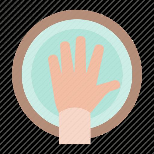 hand, hand soak, hand spa, manicure, spa icon