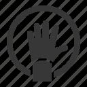hand, hand soak, hand spa, spa icon