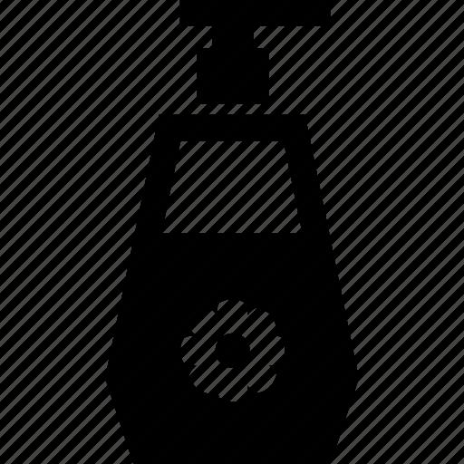 body, bottle, lotion, milk icon