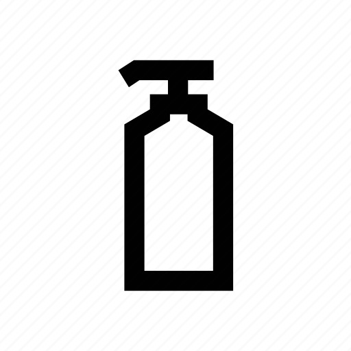 bathe shampoo, conditioner, foam dispenser, liquid bottle, lotion, shampoo, soap dispenser icon