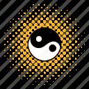 balance, buddhism, comics, culture, harmony, living pictogram, religion icon