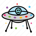 alien, astronomy, craft, ship, space