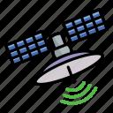 astronomy, craft, satellite, ship, space
