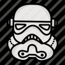 art, fan, scifi, star, starwars, stormtrooper, wars
